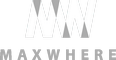 MaxWhere Logo Light Version